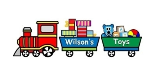 Wilsons Toys coupon