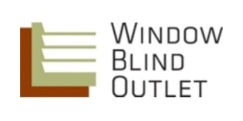 Window Blind Outlet coupon