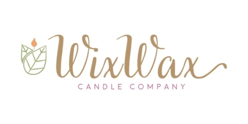 Wixwax Candle Company coupon