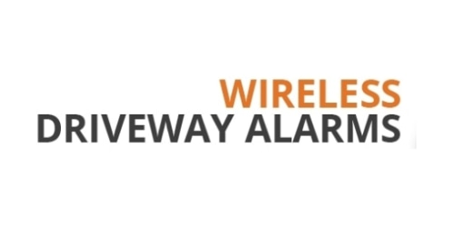 Wireless Driveway Alarms coupon
