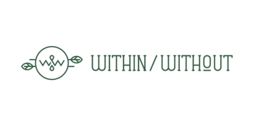 Within Without coupon