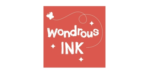 Wondrous Ink coupon