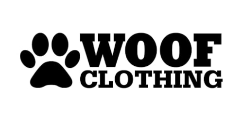 WOOF Clothing coupon
