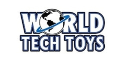 World Tech Toys coupon