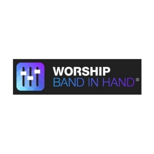 Worship Band in Hand