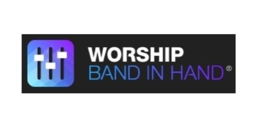Worship Band in Hand coupon