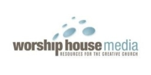 WorshipHouse Media coupon