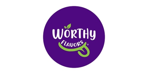 Worthy Flavors coupon