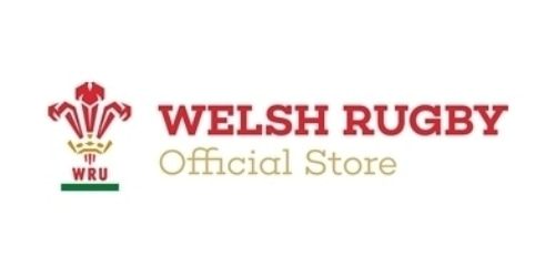 Welsh Rugby Union Online Store coupon