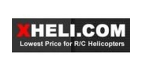 XHeli RC Helicopter coupon