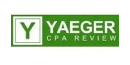 Yaeger CPA Review coupon