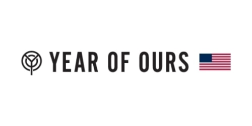 Year Of Ours  coupon