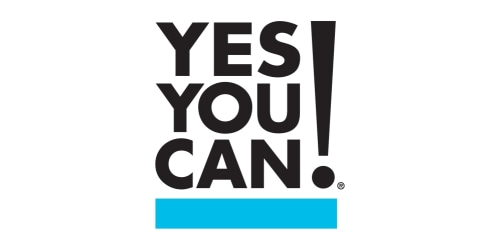 Yes You Can! coupon