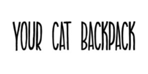 Your Cat Backpack coupon