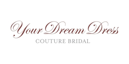 Your Dream Dress coupon