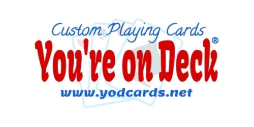 You're on Deck coupon