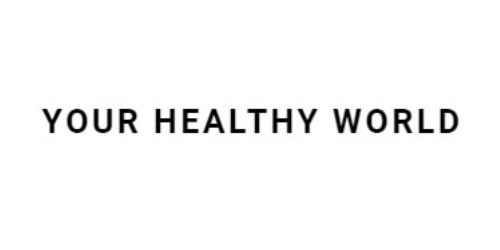 Your Healthy World coupon