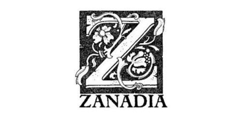 Zanadia.com coupon