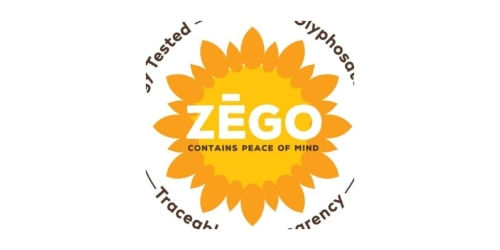 Zego Foods coupon