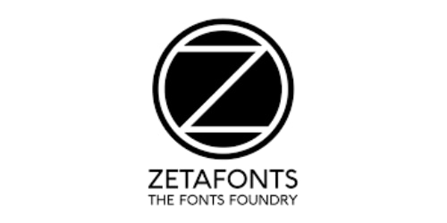 Zetafonts coupon