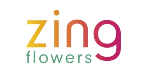 Zing Flowers coupon