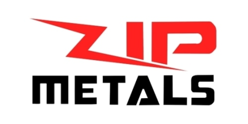 Zip Metals coupon