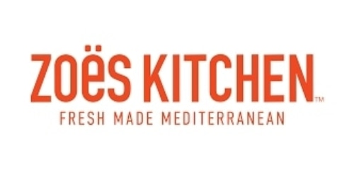 Zoes Kitchen coupon